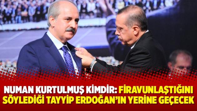 Numan Kurtulmuş kimdir: Firavunlaştığını söylediği Tayyip Erdoğan'ın yerine geçecek