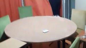 Öğrenci yurdunu kumarhane yaptılar!