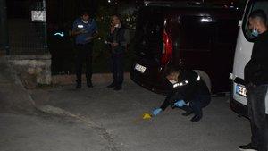 Polisin elinden kaçan mahkum vurularak yakalandı