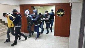 Sakarya'daki narkotik operasyonunda 10 tutuklama