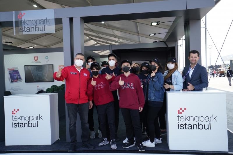 Teknopark İstanbul girişimcileri, başarılı projeleriyle ISIF'21'e de damga vurdu!