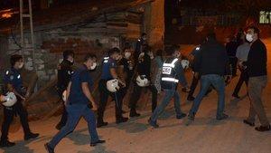 Tokat'ta 2 aile arasında silahlı kavga!