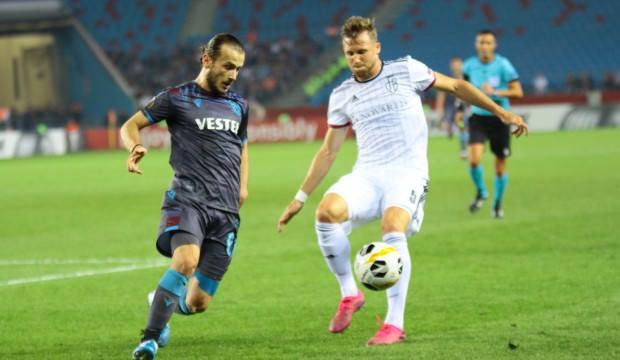 Trabzonspor Basel'i elinden kaçırdı!