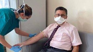 Türkiye'de kaç kişi aşı oldu?