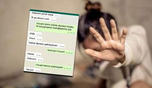 Üniversitede çirkin olay! Öğretmenden kız öğrencilere mesajla taciz