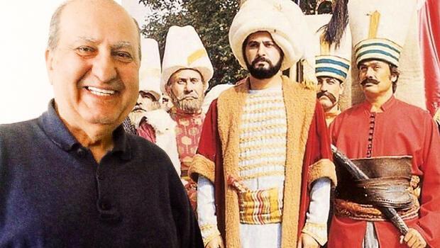 Usta sanatçı Bora Ayanoğlu: Fatih Sultan Mehmet'i 7 kere canlandırdım